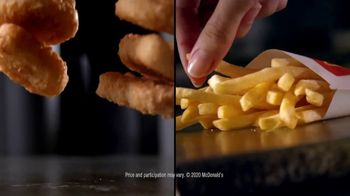 McDonald's TV Spot, 'First Snack: Six-Piece Chicken McNuggets and Small Fries for $2.50' - Thumbnail 7