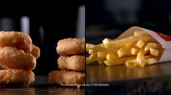 McDonald's TV Spot, 'First Snack: Six-Piece Chicken McNuggets and Small Fries for $2.50' - Thumbnail 8