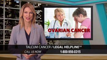 Clinton C. Black LLC TV Spot, 'Talcum Cancer Legal Helpline' - Thumbnail 2