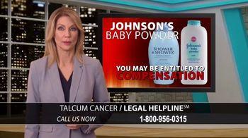 Clinton C. Black LLC TV Spot, 'Talcum Cancer Legal Helpline' - Thumbnail 4