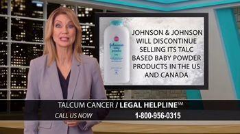 Clinton C. Black LLC TV Spot, 'Talcum Cancer Legal Helpline' - Thumbnail 5