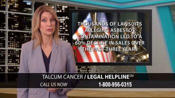 Clinton C. Black LLC TV Spot, 'Talcum Cancer Legal Helpline' - Thumbnail 6