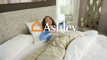 Ashley HomeStore Grand Reopening Event TV Spot, 'Tempur-Pedic: $24 a Month' - Thumbnail 1