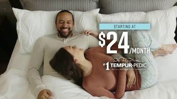 Ashley HomeStore Grand Reopening Event TV Spot, 'Tempur-Pedic: $24 a Month' - Thumbnail 5