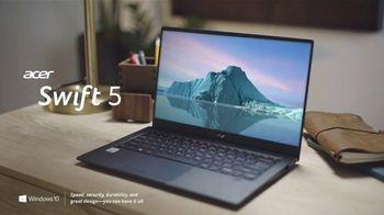 Acer Swift 5 TV Spot, 'Anywhere'