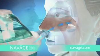 Navage TV Spot, 'The Body's Air Filter'