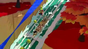 Paper Mario: The Origami King TV Spot, 'Put the World Back in One Crease' - Thumbnail 6