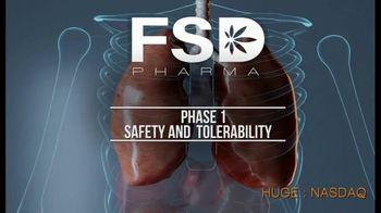 FSD Pharma TV Spot, 'Positive Results in Phase I' - Thumbnail 2