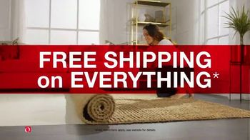 Overstock.com Annual Clearance Event TV Spot, 'Free Shipping on Everything' - Thumbnail 6