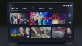 XFINITY X1 TV Spot, 'Look Here: Peacock Premium' - 478 commercial airings