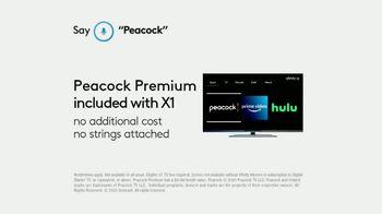 XFINITY X1 TV Spot, 'Look Here: Peacock Premium' - Thumbnail 8
