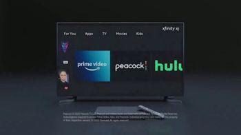 XFINITY X1 TV Spot, 'Look Here: Peacock Premium' - Thumbnail 2