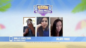 Skillz Summer Escape TV Spot, 'Climb to the Top' - Thumbnail 4
