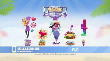 Skillz Summer Escape TV Spot, 'Climb to the Top' - Thumbnail 5