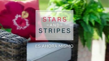 Ashley HomeStore Venta de Stars and Stripes TV Spot, 'Cero interés' [Spanish] - Thumbnail 2