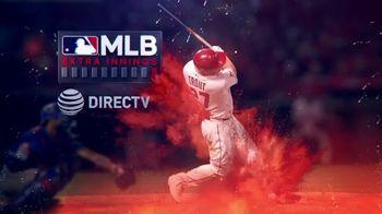 DIRECTV MLB Extra Innings TV Spot, 'Feel the Impact' - Thumbnail 3