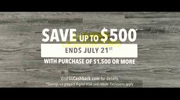 Lumber Liquidators TV Spot, 'For Living: Save Up to $500' - Thumbnail 9