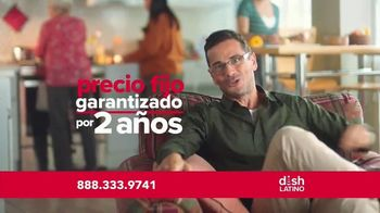 DishLATINO TV Spot, 'Es por ti: precio fijo' con Eugenio Derbez, canción de Maná [Spanish] - 862 commercial airings