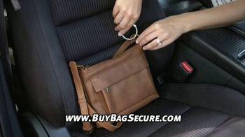 Bell + Howell Bag Secure TV Spot, 'Sudden Stop'