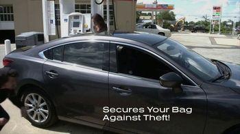 Bell + Howell Bag Secure TV Spot, 'Sudden Stop' - Thumbnail 8