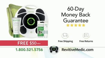 Revitive Medic TV Spot, 'Get Back on Your Feet: $50 Value' - Thumbnail 10