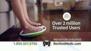 Revitive Medic TV Spot, 'Get Back on Your Feet: $50 Value' - Thumbnail 2