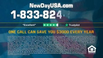 NewDay USA TV Spot, 'Lower Your Mortgage Payments' - Thumbnail 9