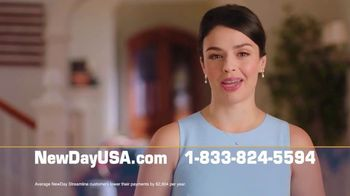 NewDay USA TV Spot, 'Lower Your Mortgage Payments' - Thumbnail 3