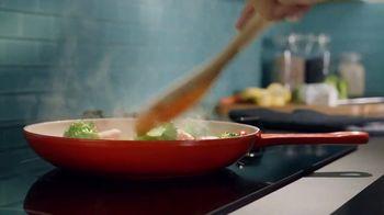 Filtrete TV Spot, 'Keep the Pan: More Sizes'