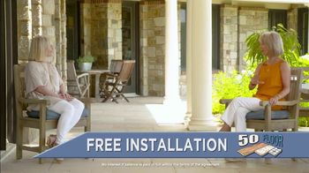 50 Floor TV Spot, 'Refresh Your Home' - Thumbnail 6