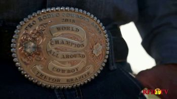Platinum Performance TV Spot, 'It Starts Within' Featuring Trevor Brazile - 28 commercial airings