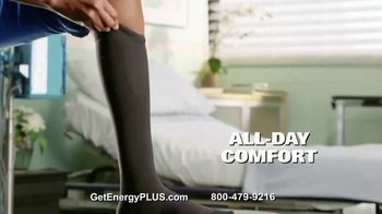 Copper Fit Energy Plus Compression Socks TV Spot, 'Micro-Encapsulated Ingredients' - Thumbnail 7