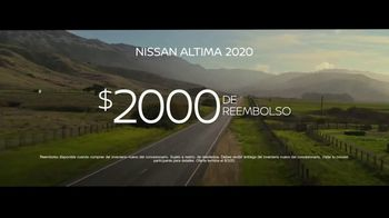 Nissan TV Spot, 'Bienvenidos a bordo' [Spanish] [T2] - Thumbnail 8