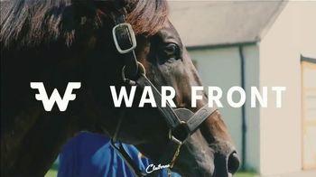 Claiborne Farm TV Spot, 'War Front: International Sire'