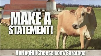Spring Hill Cheese TV Spot, 'Saratoga Butter' - Thumbnail 6