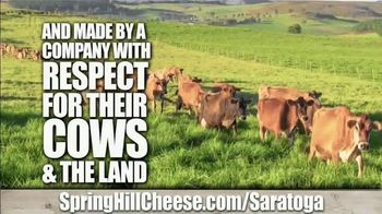 Spring Hill Cheese TV Spot, 'Saratoga Butter' - Thumbnail 2