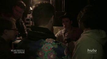 Hulu TV Spot, 'We Are Freestyle Love Supreme' - Thumbnail 5