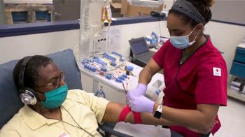 American Red Cross TV Spot, 'African American Blood Donors Critically Needed This Summer' - Thumbnail 3