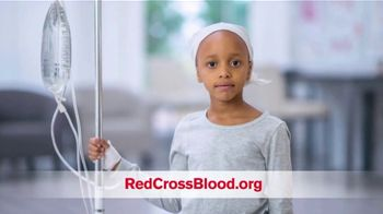 American Red Cross TV Spot, 'African American Blood Donors Critically Needed This Summer'