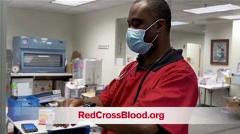 American Red Cross TV Spot, 'African American Blood Donors Critically Needed This Summer' - Thumbnail 8