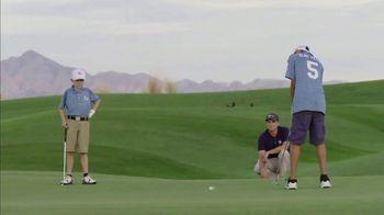 PGA Junior League Golf TV Spot, 'Warren Fisher, Teen Reporter' Feat. Steph Curry, Rickie Fowler - Thumbnail 3