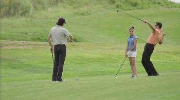 PGA Junior League Golf TV Spot, 'Warren Fisher, Teen Reporter' Feat. Steph Curry, Rickie Fowler - Thumbnail 4