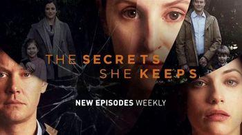 Sundance Now TV Spot, 'The Secrets She Keeps'