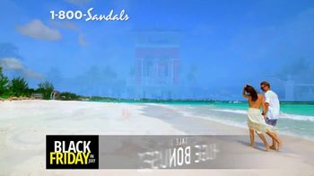 Sandals Resorts Black Friday in July TV Spot, 'Love is All You Need: $500 Spa Credit' - Thumbnail 3