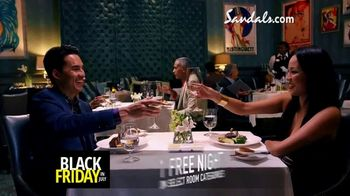 Sandals Resorts Black Friday in July TV Spot, 'Love is All You Need: $500 Spa Credit' - Thumbnail 7