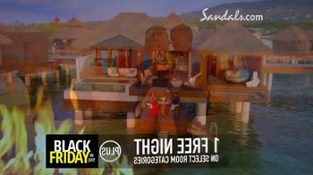 Sandals Resorts Black Friday in July TV Spot, 'Love is All You Need: $500 Spa Credit' - Thumbnail 9