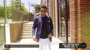 My Safety Masks 3-Layer Nano Mask TV Spot, 'Opens Back Up' - Thumbnail 1
