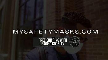 My Safety Masks 3-Layer Nano Mask TV Spot, 'Opens Back Up' - Thumbnail 8
