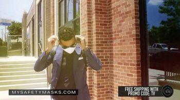My Safety Masks 3-Layer Nano Mask TV Spot, 'Opens Back Up' - Thumbnail 3