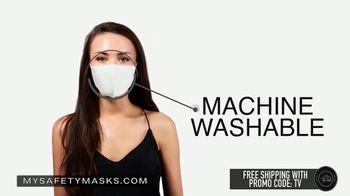 My Safety Masks 3-Layer Nano Mask TV Spot, 'Opens Back Up' - Thumbnail 6